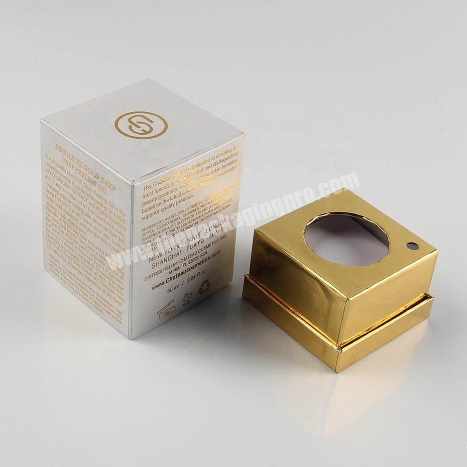 Luxury custom made perfume bottle packed paper boxes