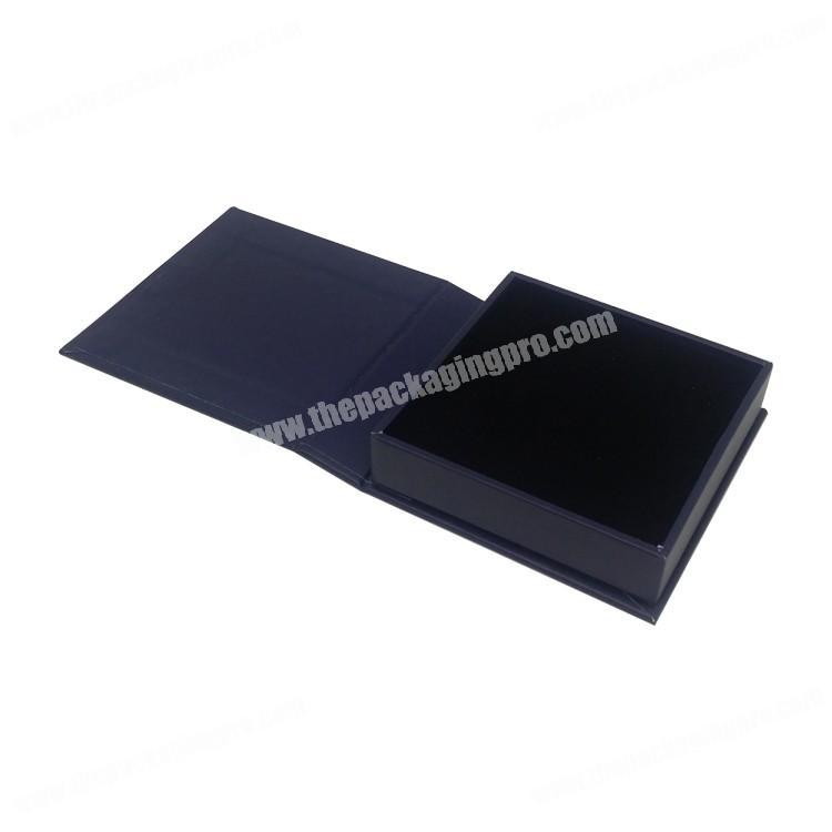 Luxury Custom Matte Finish Fancy Paper LOGO Printed USB Gift Box