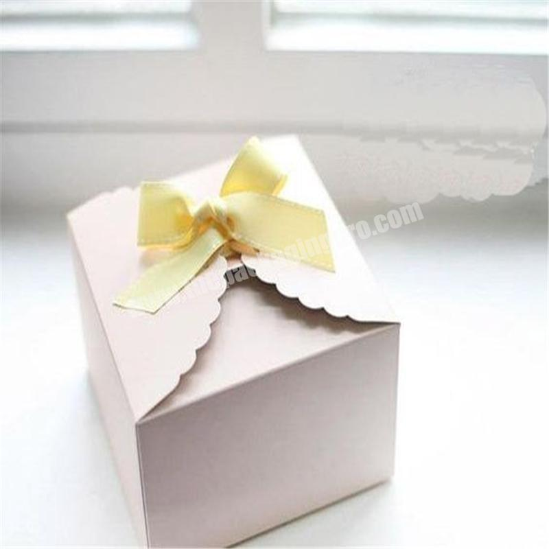 Luxury Design High Quality New High quality Kraft paper cake box