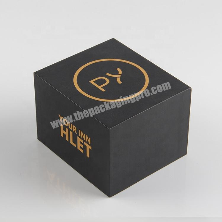 Supplier luxury paper wedding gift boxes perfume lipstick cosmetic packaging sets for guest