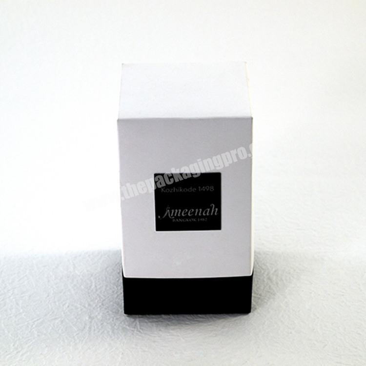 Luxury perfume box wholesale custom with logo printing cosmetic packaging boxes
