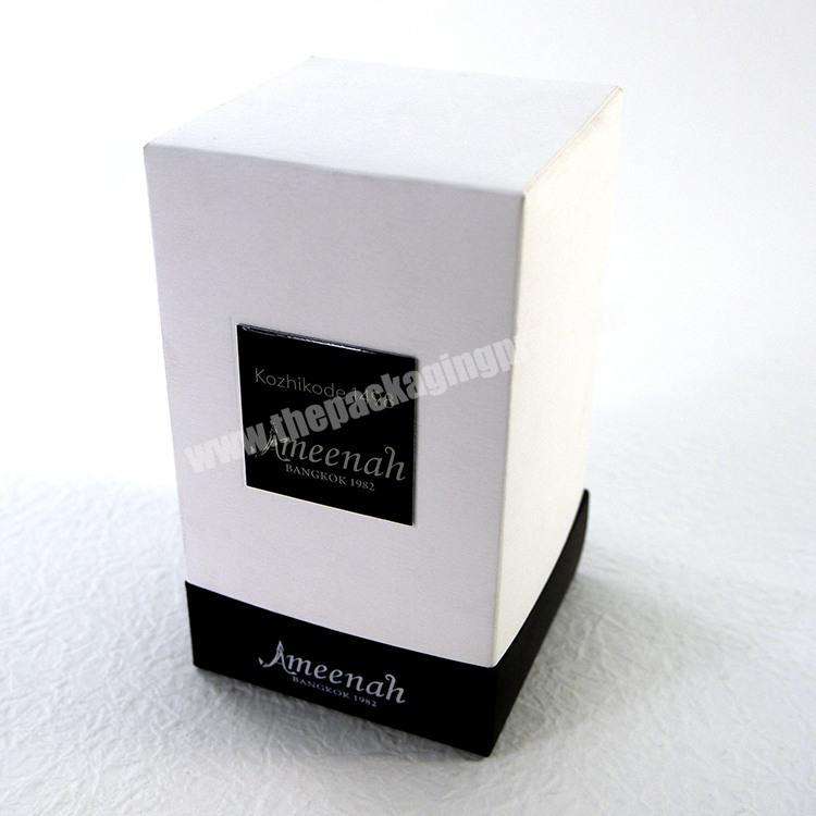 Supplier Luxury perfume box wholesale custom with logo printing cosmetic packaging boxes