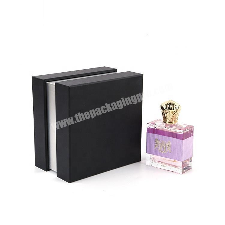 Luxury Printed Cardboard Paper Packaging Cosmetic Storage Perfume Sample Gift Box