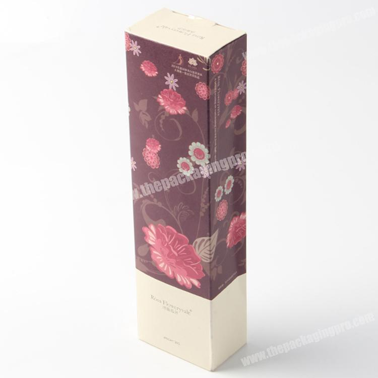 Manufacturer luxury product packaging cardboard boxes for perfume