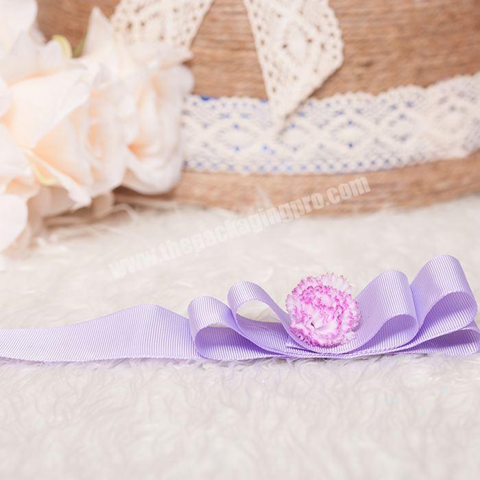 Manufacturer Manufacturer 100% Polyester Grosgrain Ribbon Bows