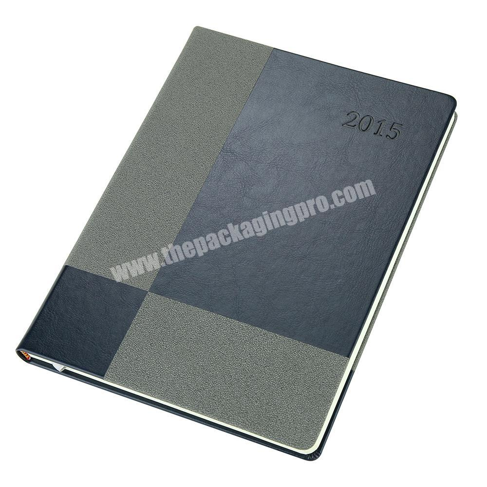 manufacturer A5 Hardcover Notebook Custom Printed Business School Diary
