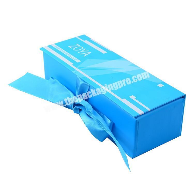 Wholesale Manufacturer Custom Logo Printed Eyelash Box Packaging With Low Price