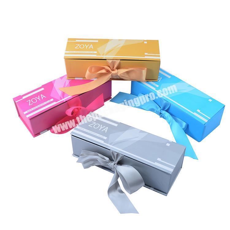 Manufacturer Manufacturer Custom Logo Printed Eyelash Box Packaging With Low Price