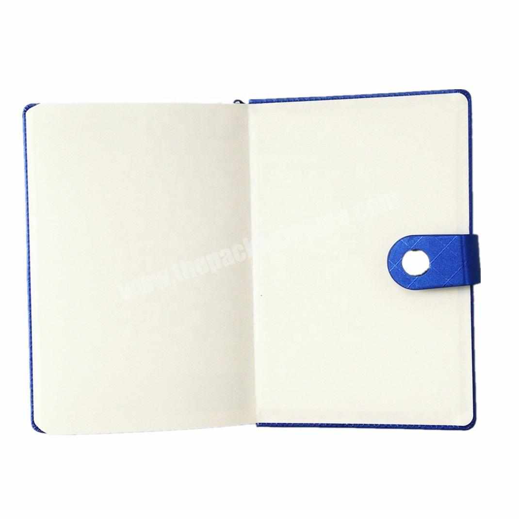 Shop Manufacturer hardcover planner leather notebook custom diary office notebook