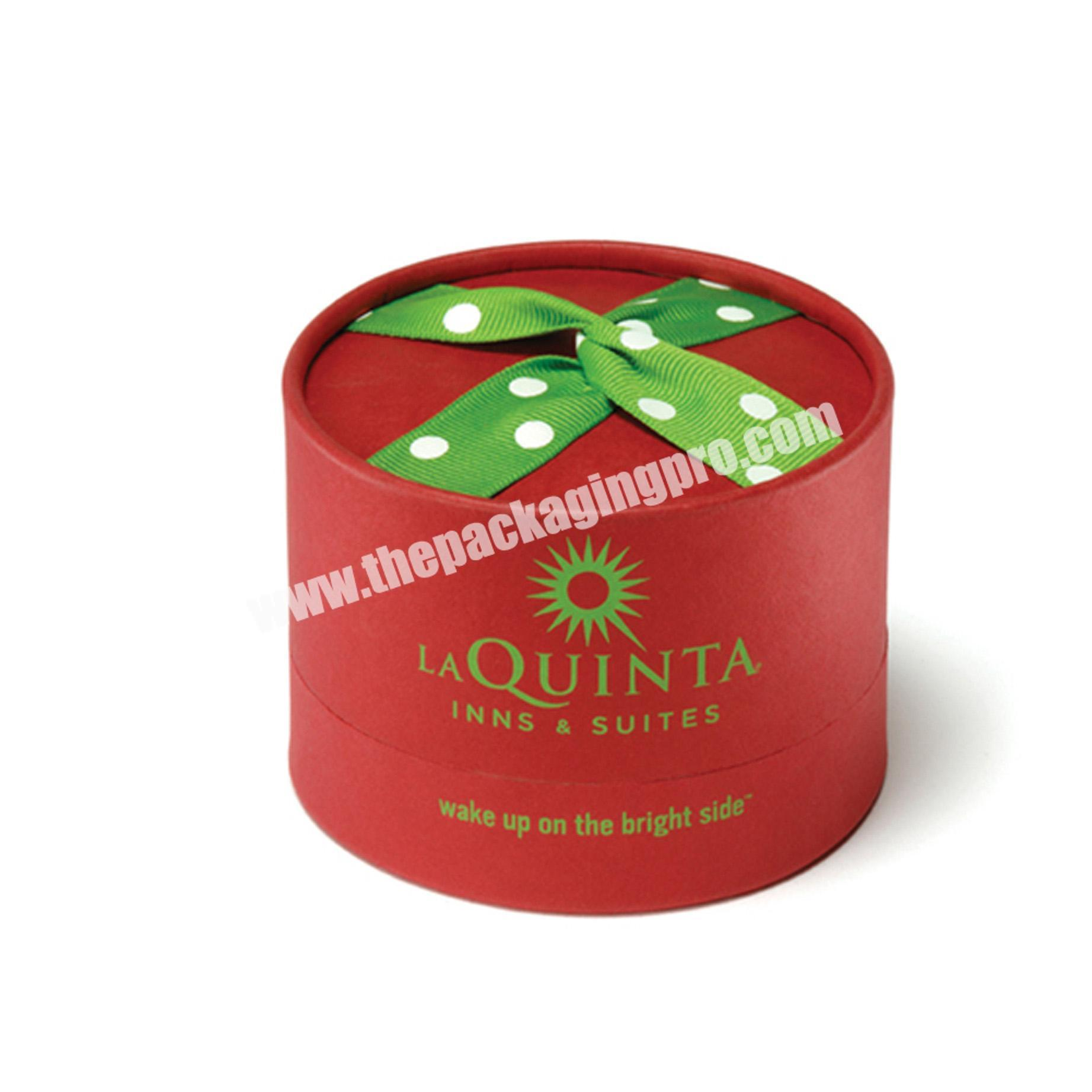 Manufacturer supplies luxury paper cans for gift packaging