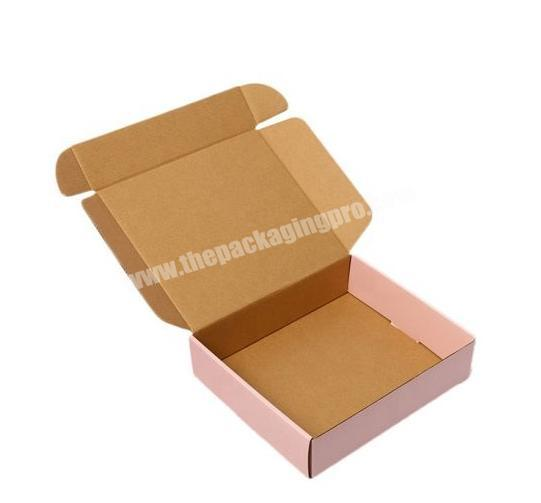 Manufacturer Manufacturing Custom Luxury Hair Extension Gift Packaging Box with Silk