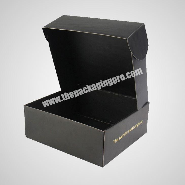 Supplier Manufacturing Custom Luxury Hair Extension Gift Packaging Box with Silk