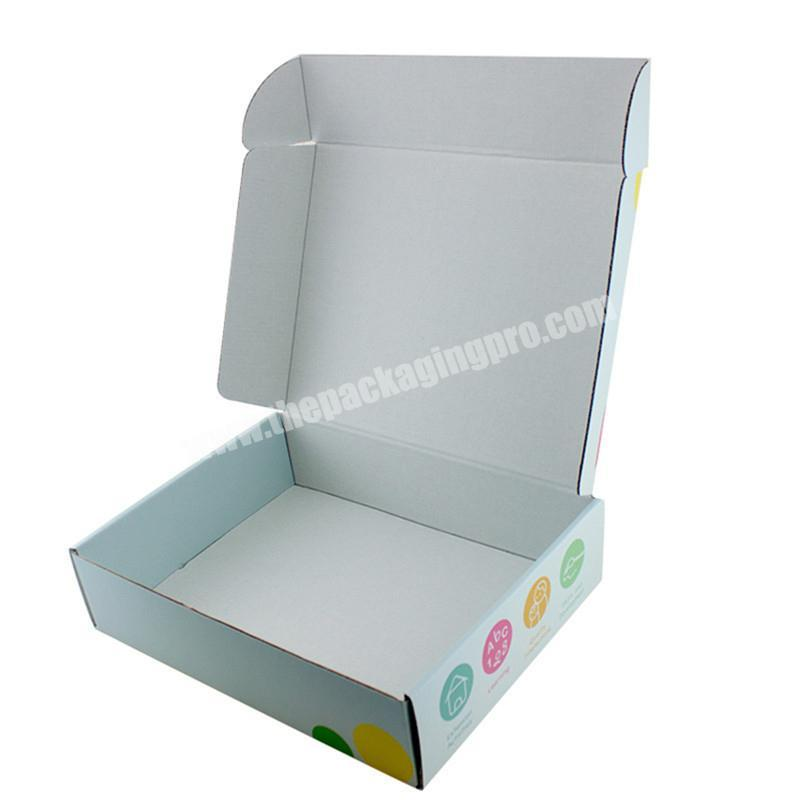 New promotional small mailer box with foam