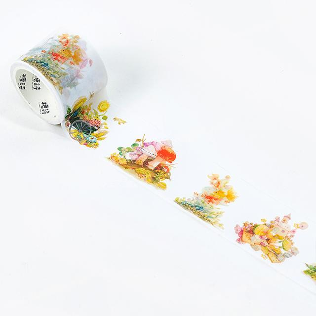 Manufacturer nice design high quality adhesive hand account washi tape