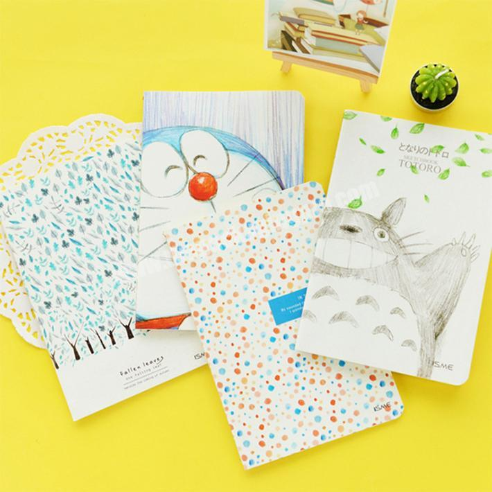 Manufacturer Office supplies promotional recycle custom paper blank notebook