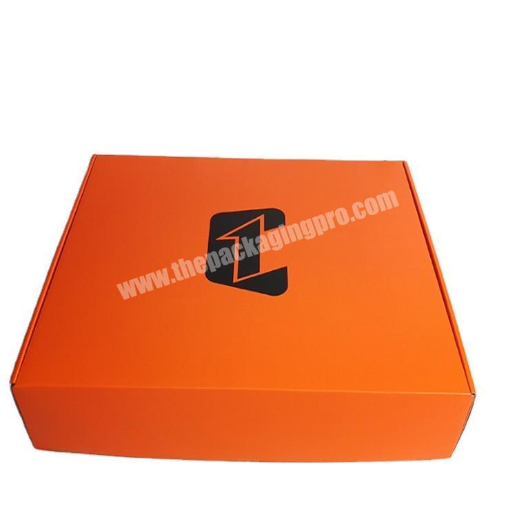 packaging boxes see thru shipping box corrugated carton box