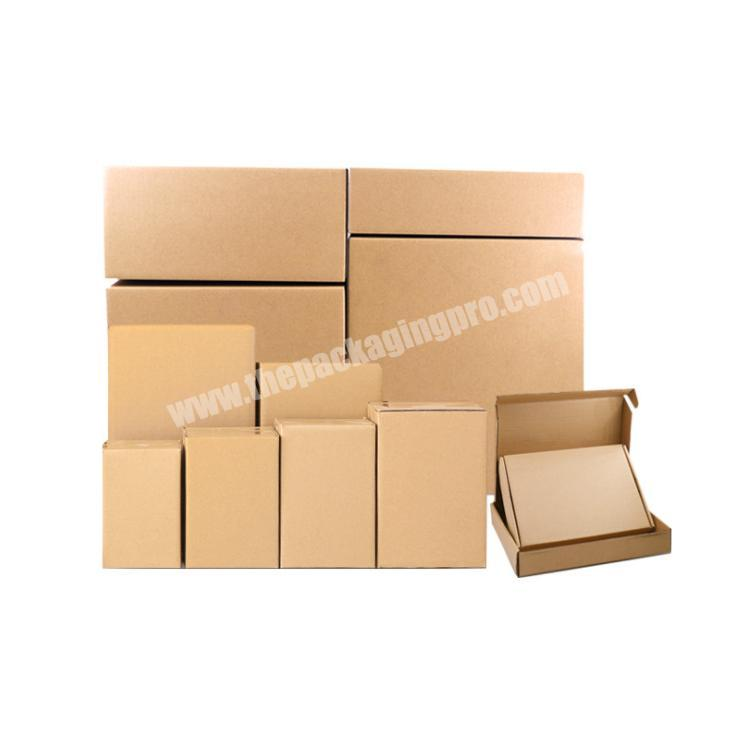 packaging boxes shipping boxes custom logo mailer box