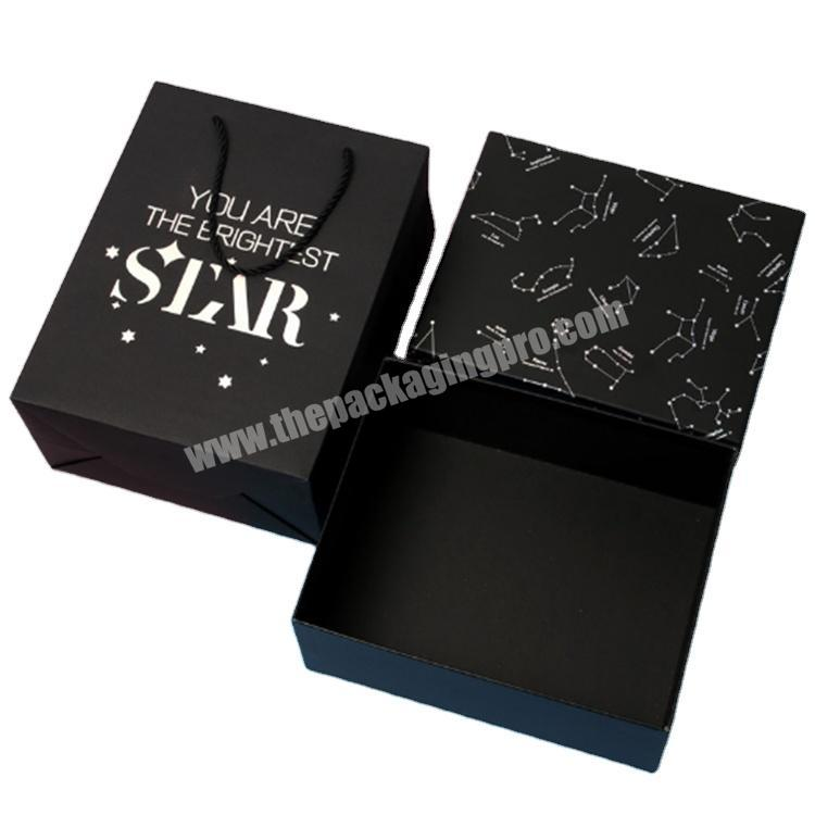 packing box extra large gift box with lid gift boxes