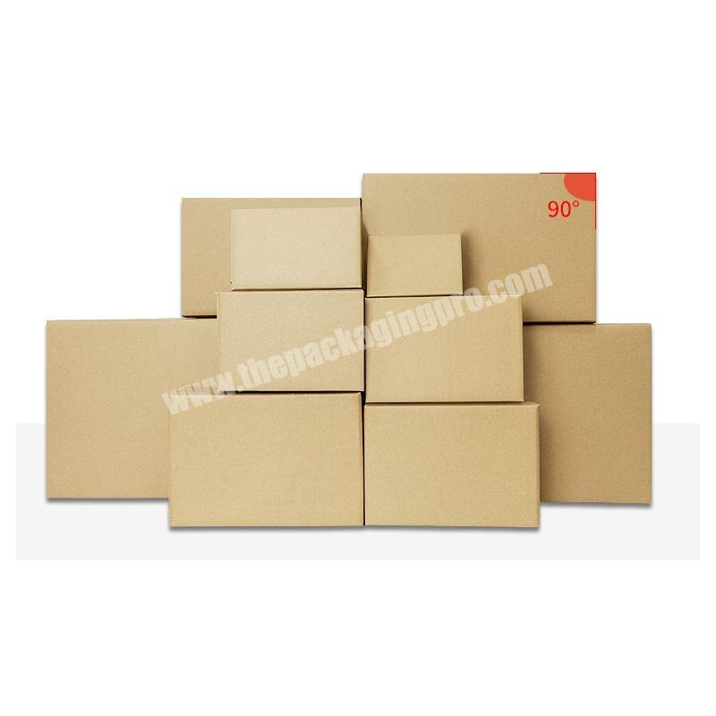 paper boxes clothing shipping boxes box packaging