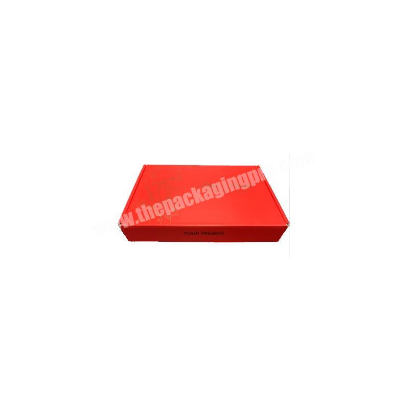 paper boxes shipping boxes small custom logo packaging boxes