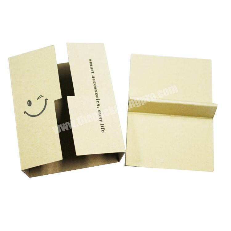 Paper Packaging Gift Custom Neck Tie Wedding Decoration Sweethat Shipping Box
