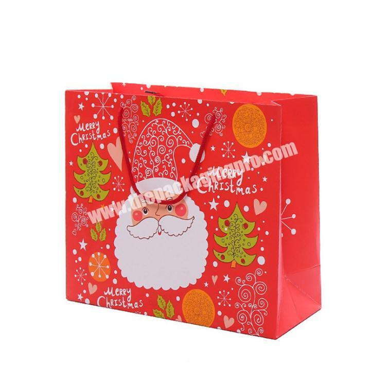 paper shopping bag packaging box bag customized gift bag and gift box
