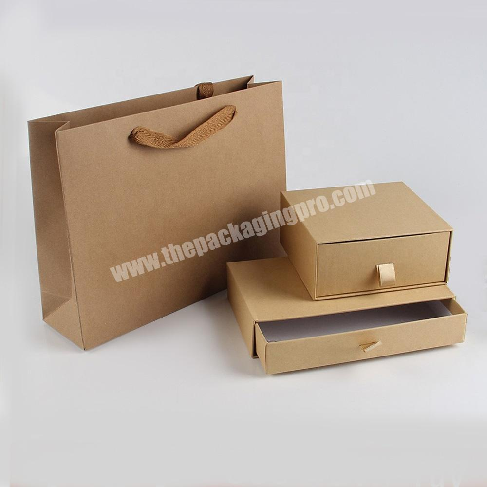 Custom party favour cardboard bags paper bag gift boxes collection