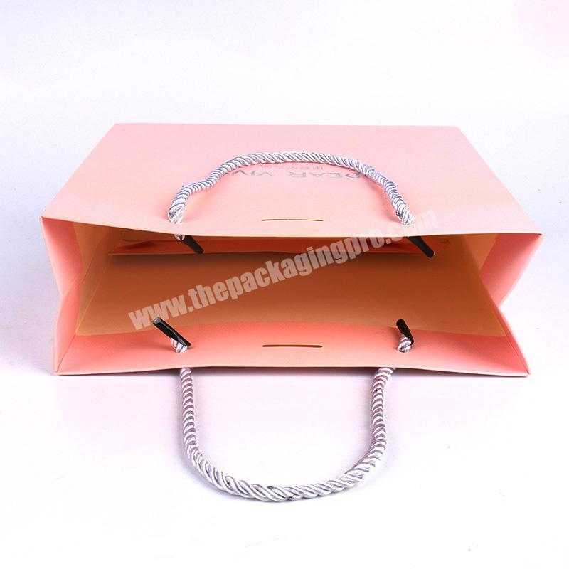 Personalized Recyclable Wedding Door Candy Coloured Gift Brown Kraft Mini Paper Bag