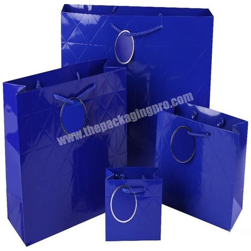 Products supply eco friendly   paper shopping bag