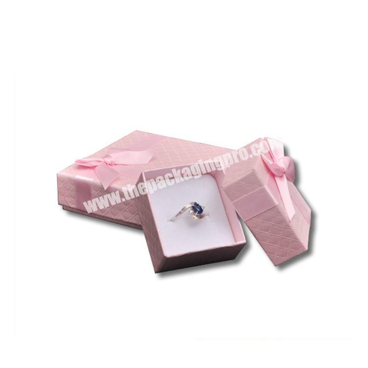 Manufacturer Professional Jewelry Packaging & Display With Custom Logo