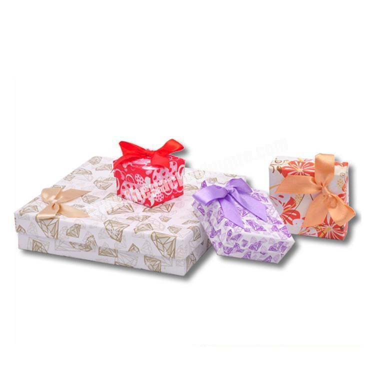 Factory Professional Jewelry Packaging & Display With Custom Logo