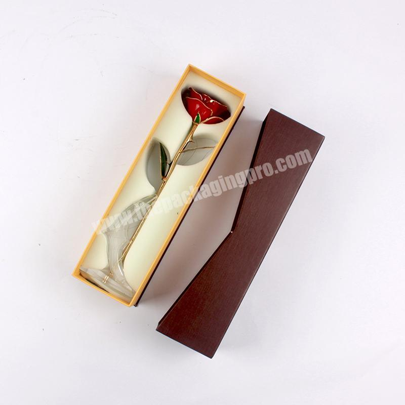 Professional luxury paper craft box manufactures