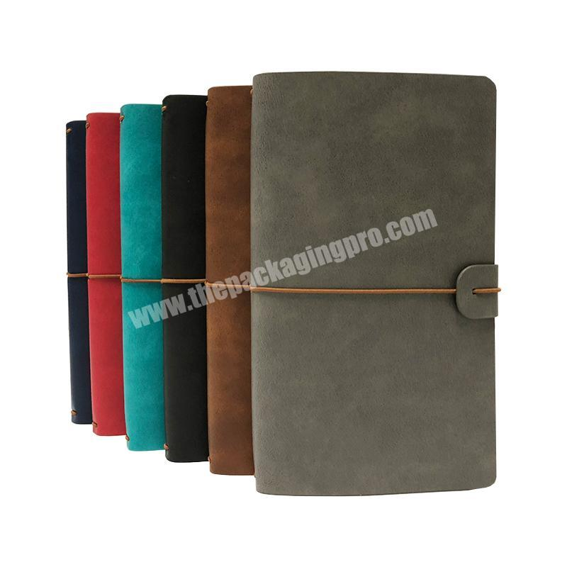 Prolead Handmade Leather Journal travel dairy writing notebook gift for men and women
