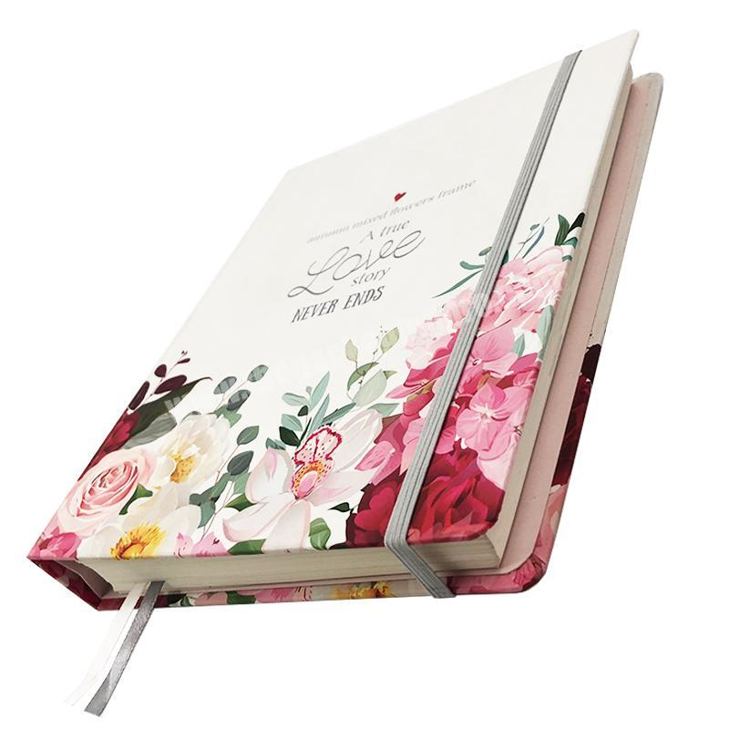 Prolead spiral agenda 2020 everyday planner notebook with elastic closure