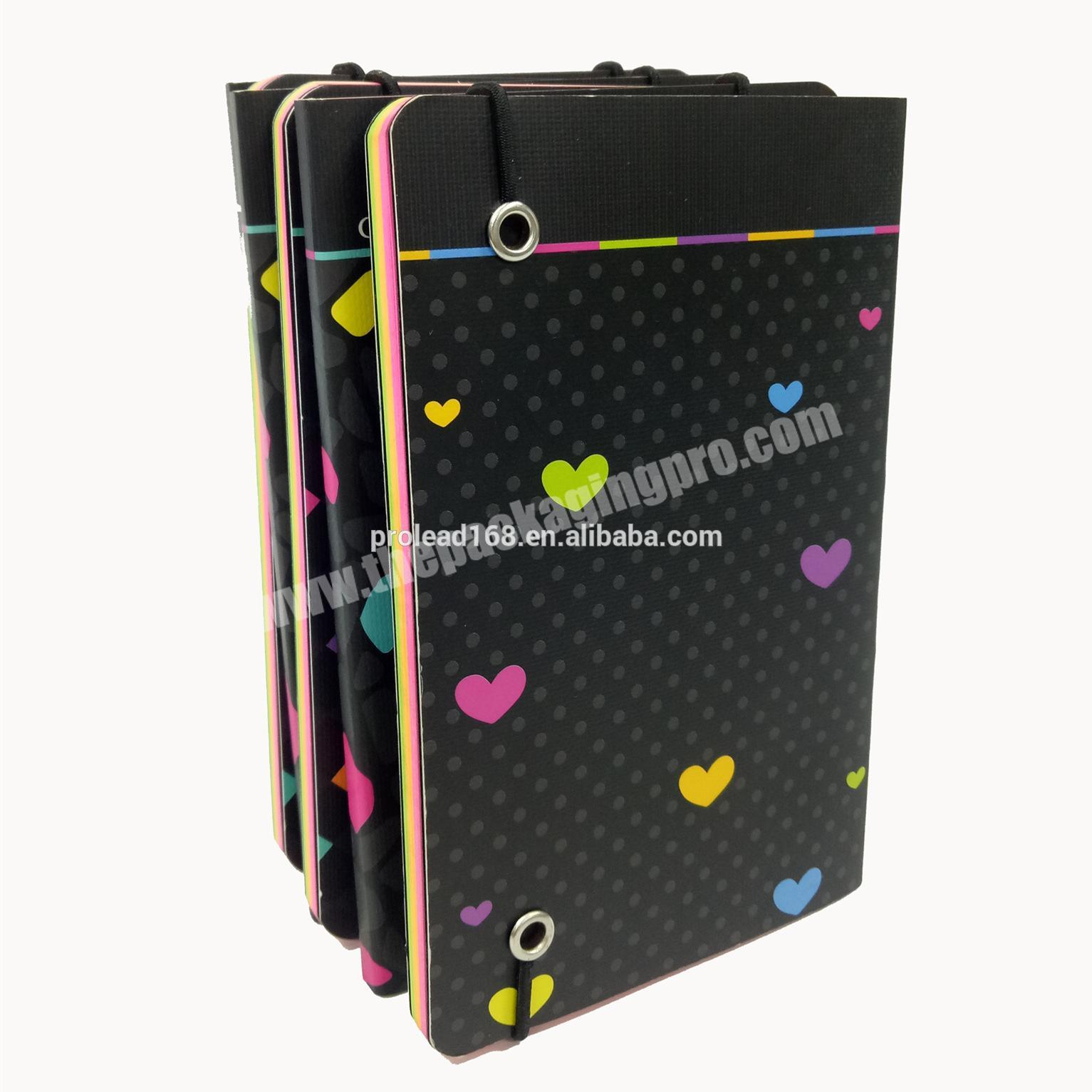 Wholesale Promotional composition diary office agenda cute journal travelers notebook