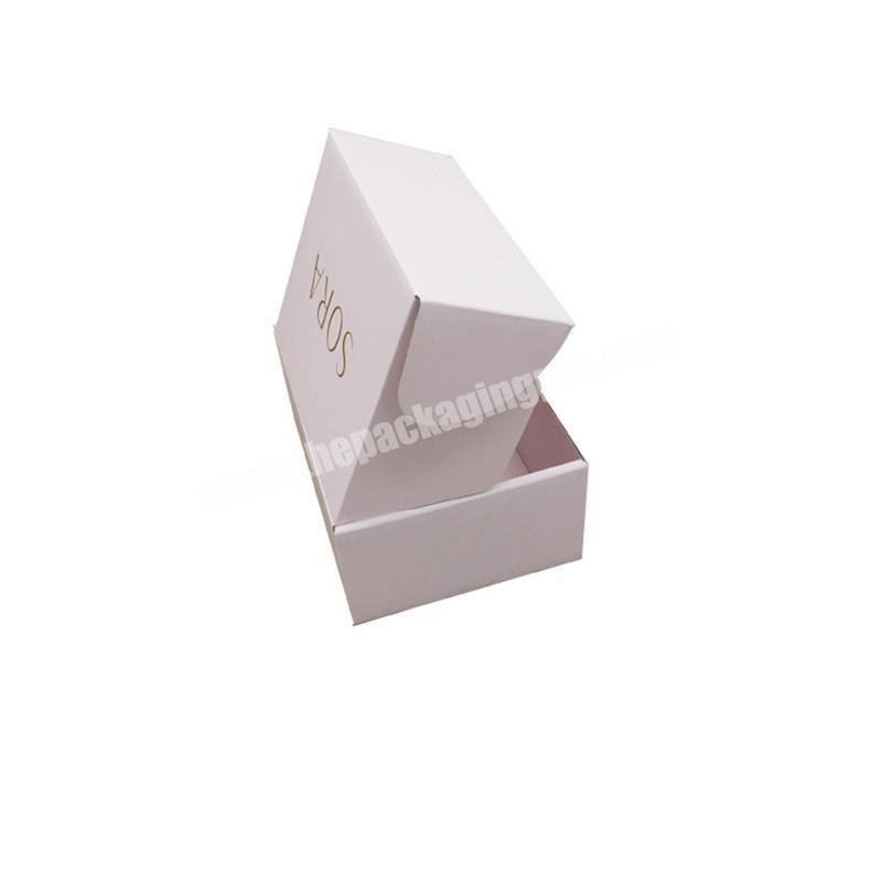 quality unique carton mailing box