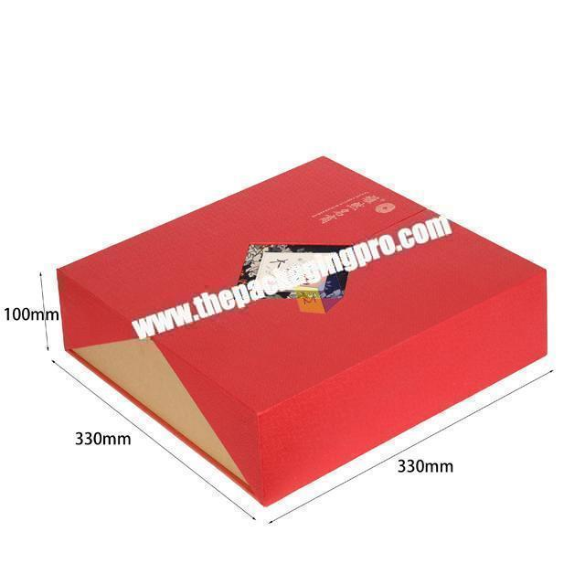 Wholesale recyclable customized tea box paper packaging printed