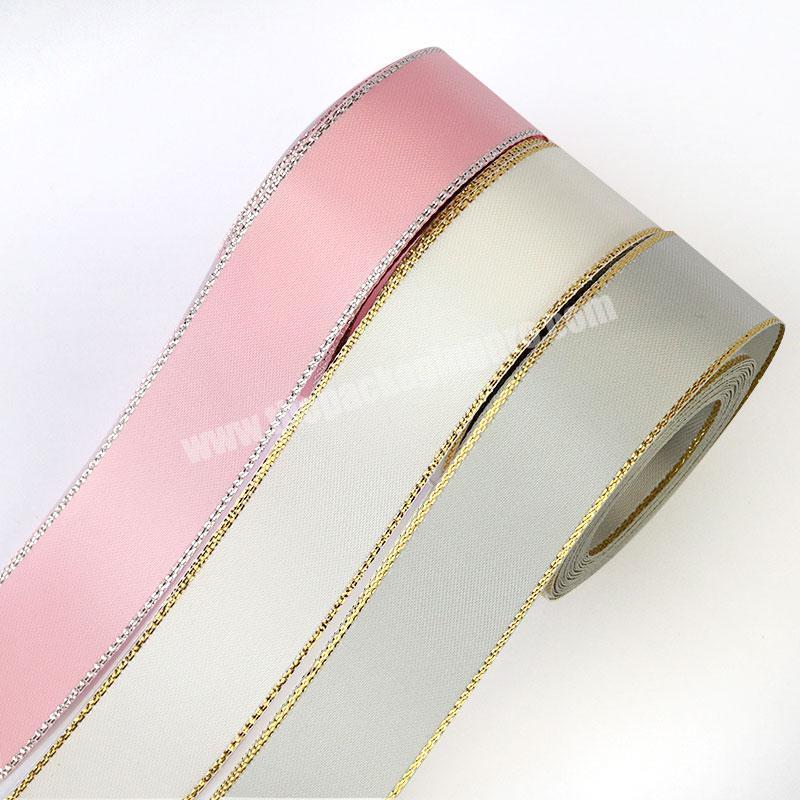 Custom satin ribbon