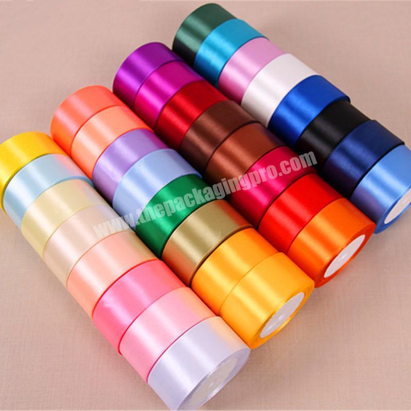 Manufacturer satin ribbon