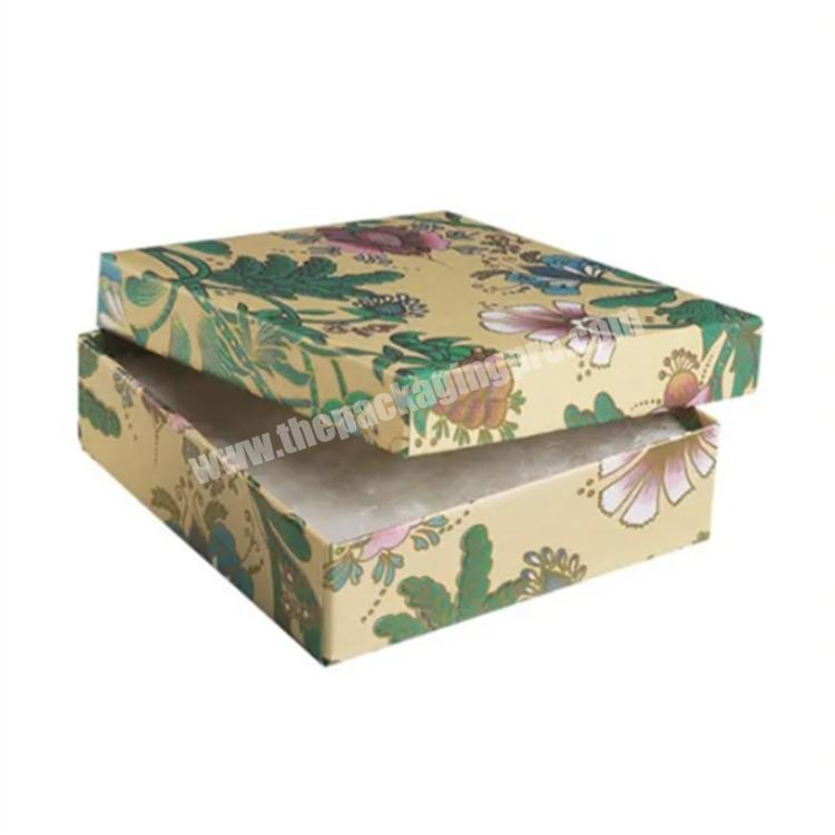 shipping boxes box with lid gift custom packaging box