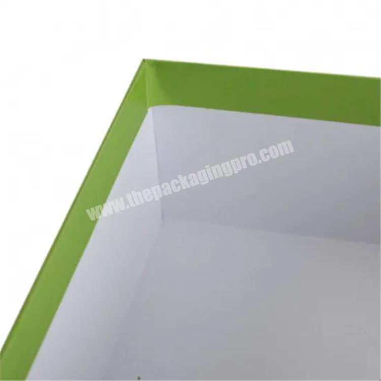 shipping boxes cardboard box with clear lid custom packaging box