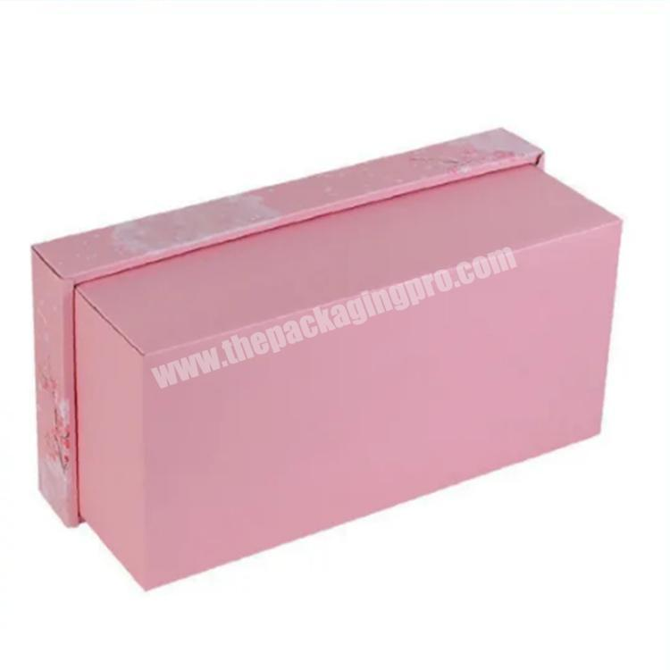 shipping boxes clear gift boxes with lid custom packaging box