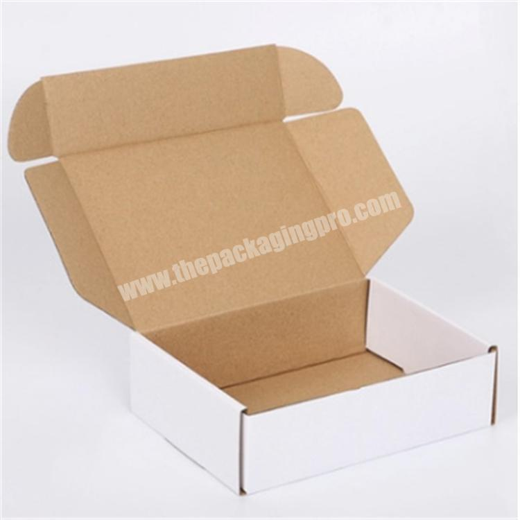 shipping boxes custom logo cellphone shipping box packaging boxes