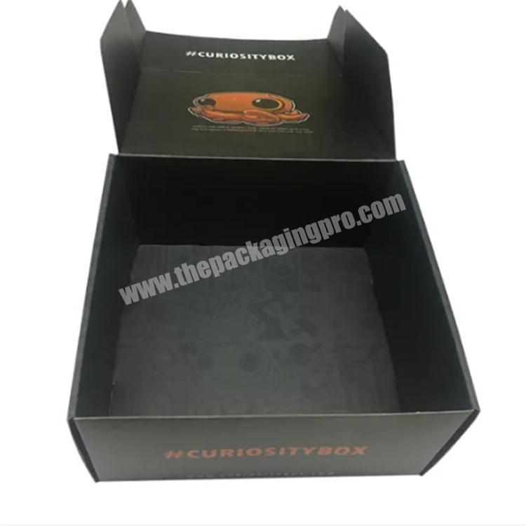shipping boxes custom logo colored shipping box packaging boxes