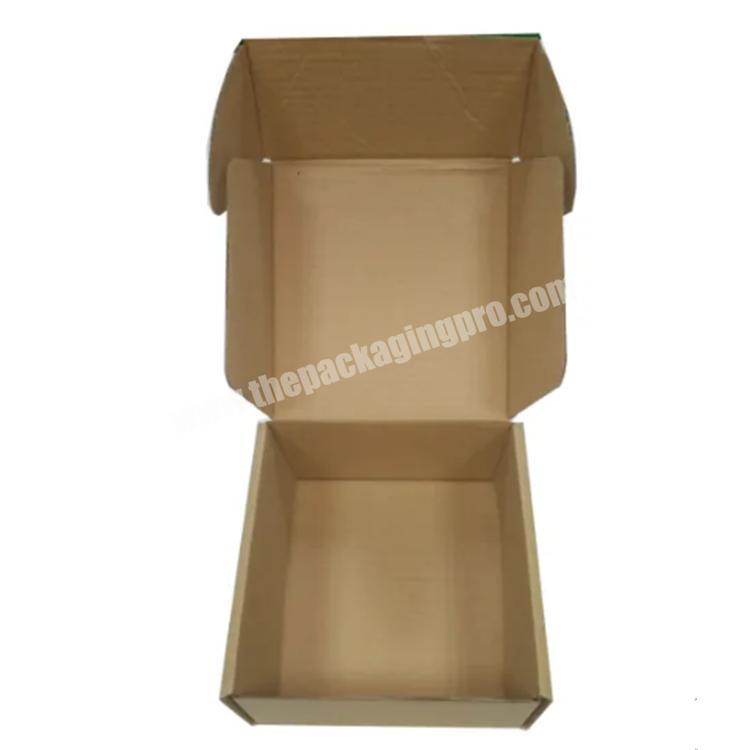 shipping boxes custom logo costume shipping box packaging boxes