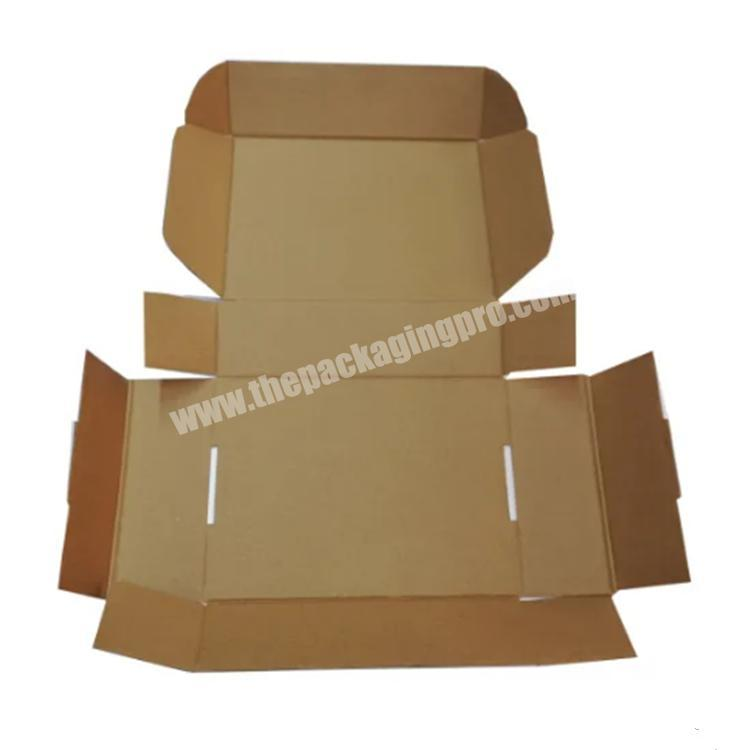 shipping boxes custom logo packaging box for clothing packaging boxes