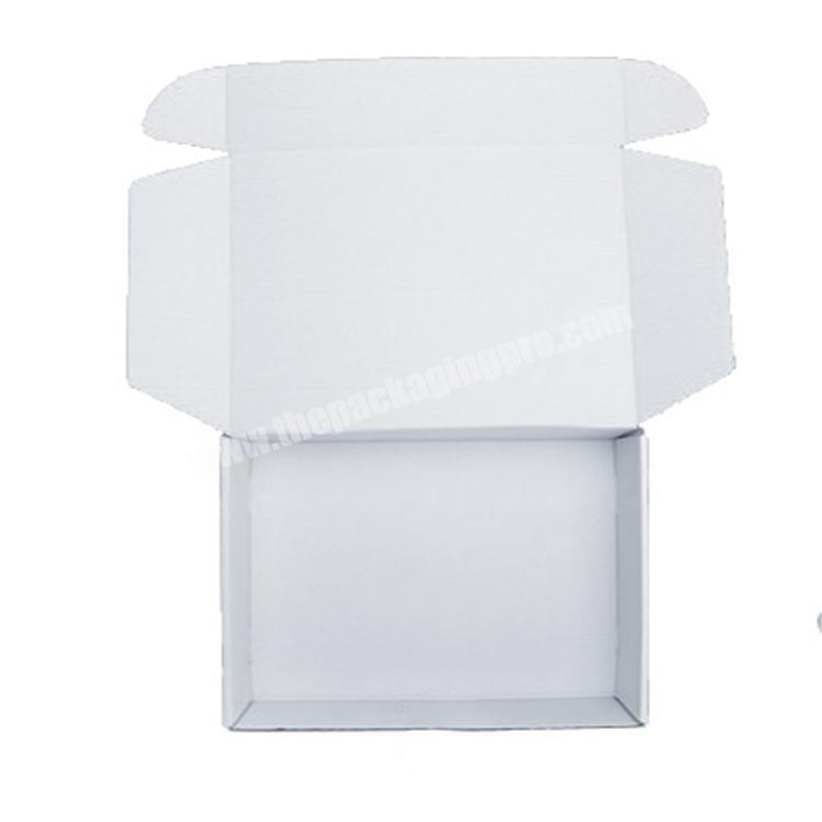 shipping boxes custom logo personalised shipping box packaging boxes