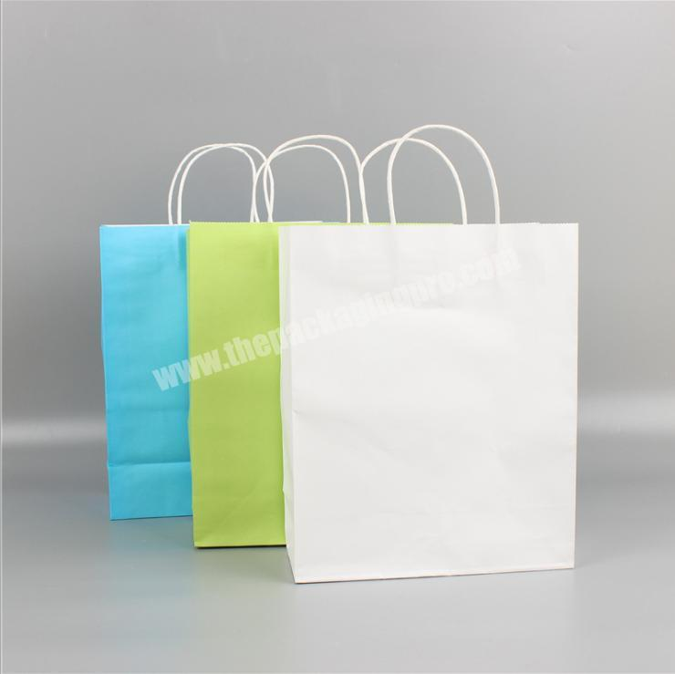 small paper bag shopping bags with logos restaurant packaging