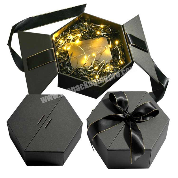 Special gift display packaging box