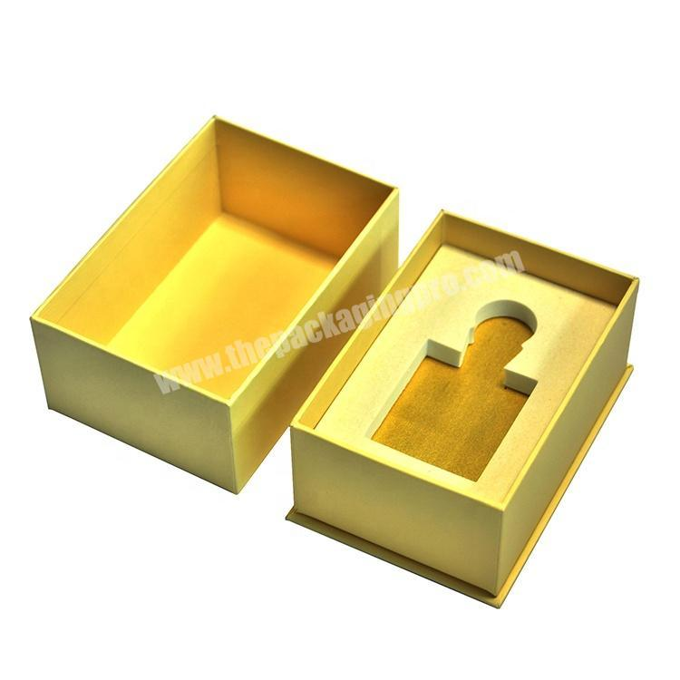 Stamping Drawer Coated Paper Box Perfume Packing